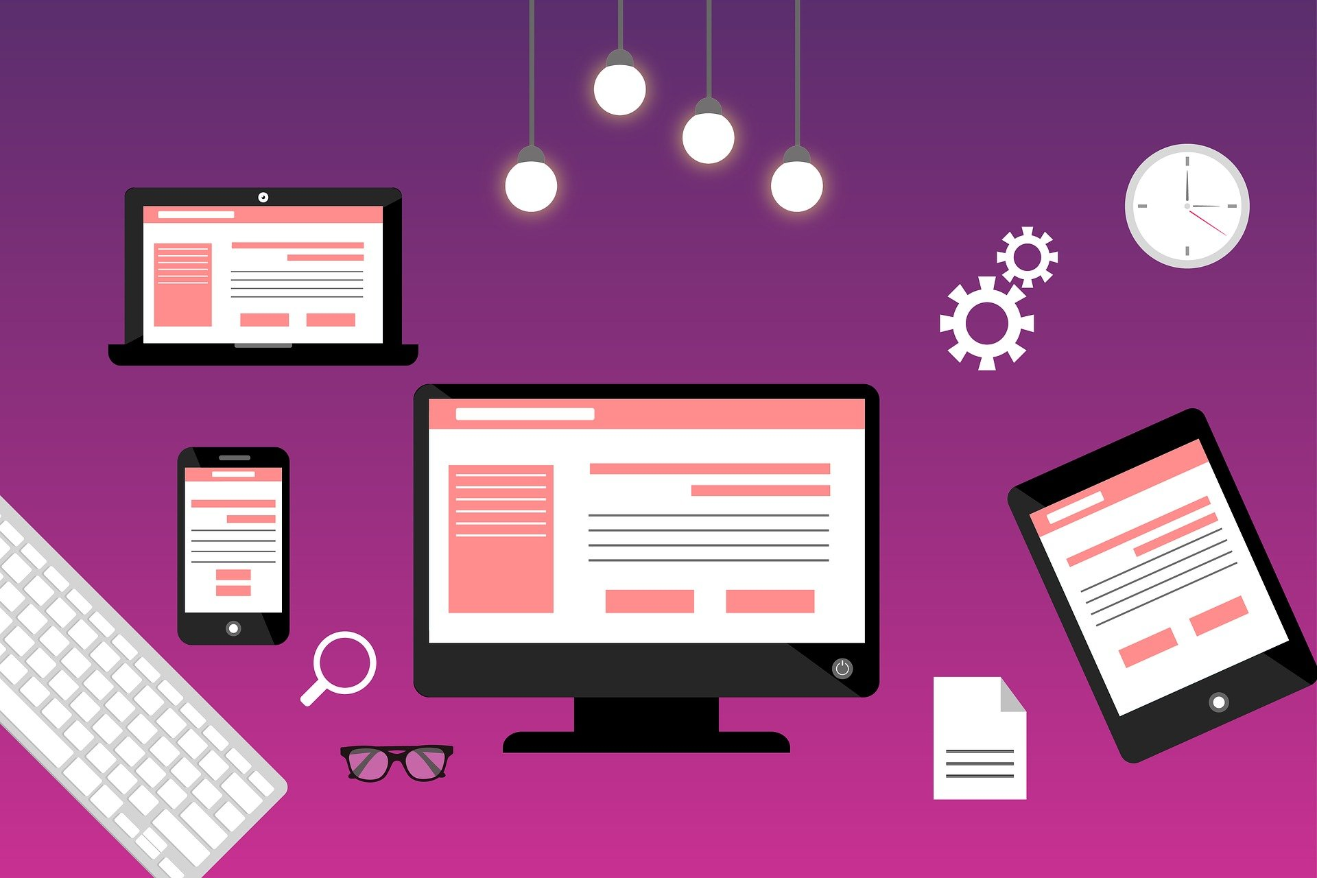 Top Web-Design Trends for 2021 and Beyond